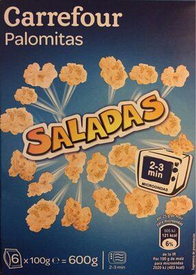 Palomitas Saladas - Producte