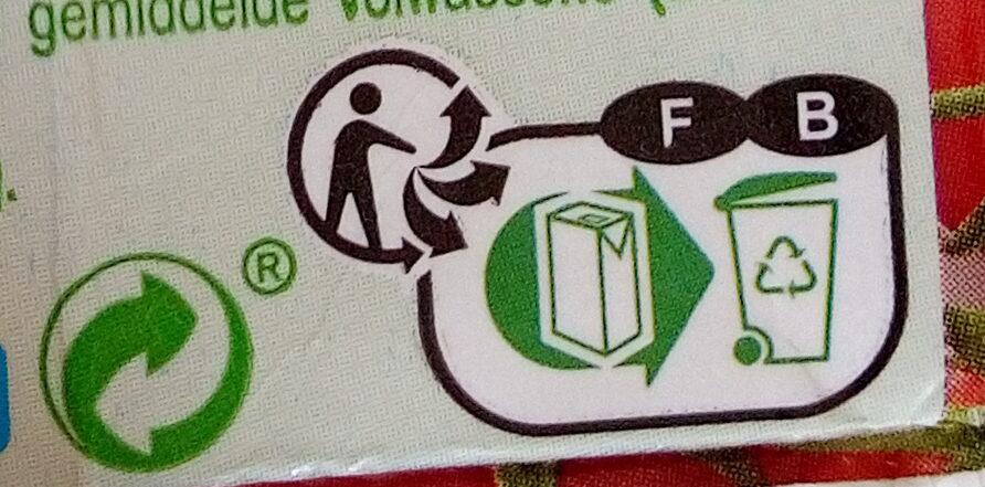 Purée de Tomates - Recyclinginstructies en / of verpakkingsinformatie - fr