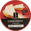 Camembert portions - Prodotto
