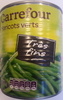 Haricots verts (très fins) - Product
