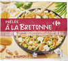 Poêlée à la Bretonne, 1 Kilo, Marque Carrefour - Product
