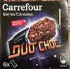 Barres Céréales Duo Choc - Product