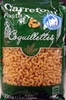 Pasta Coquillettes  - Producto