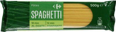 Spaghetti - Produit - fr