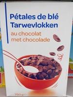 Pétales de blé au chocolat - Produit