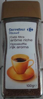 Café filtre - Product