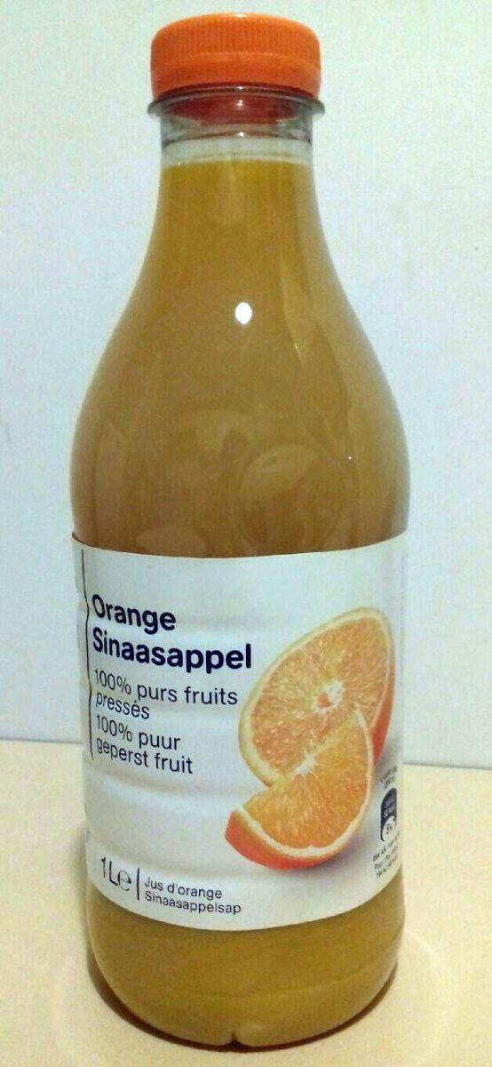 Orange100% Fruit Pressé - Product - fr