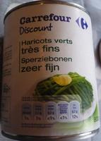 Haricots verts - Produit