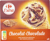 Chocolat avec sauce au chocolat - Produit