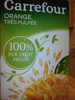 Pur jus d'orange pulpé - Produit