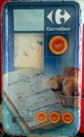 Gorgonzola AOP (27,4 % MG) - 150 g -Carrefour - Produit - fr