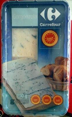Gorgonzola AOP (27,4 % MG) - 150 g -Carrefour - Produit