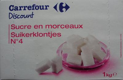 Sucre en morceaux N°4 - 1 kg - Produit - fr