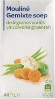 Mouliné de légumes variés - Prodotto - fr