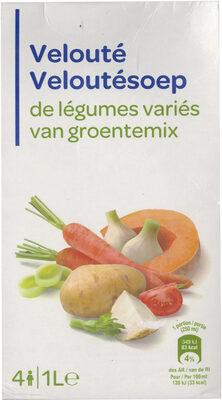 Velouté de légumes variés - Prodotto - fr