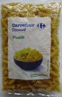 Fusilli (Al dente 12 mn) - Product - fr