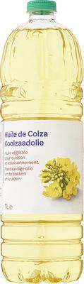 Huile de Colza - Product - fr