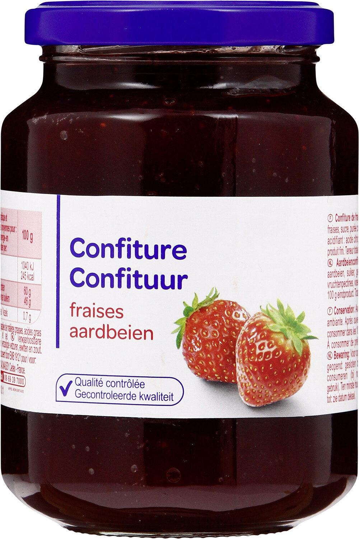 Confiture fraise - Prodotto - fr