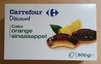 Cake orange - Prodotto - fr