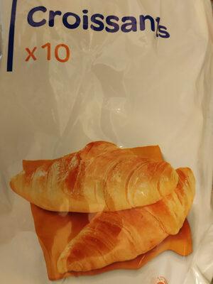 Carrefour Discount Croissants x10 - Produit - fr
