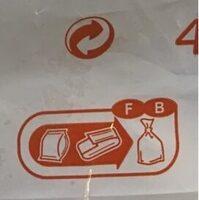 Carrefour Discount Croissants x10 - Instruction de recyclage et/ou information d'emballage - fr