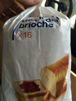 Brioche Tranchée - Produkt - pl