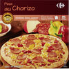 Pizza Vesuvio cuite au feu de bois - Product