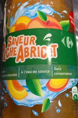 Saveur  pêche abricot - Produit - fr