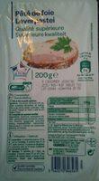 Pâté de foie de porc Qualité Supérieure - Product