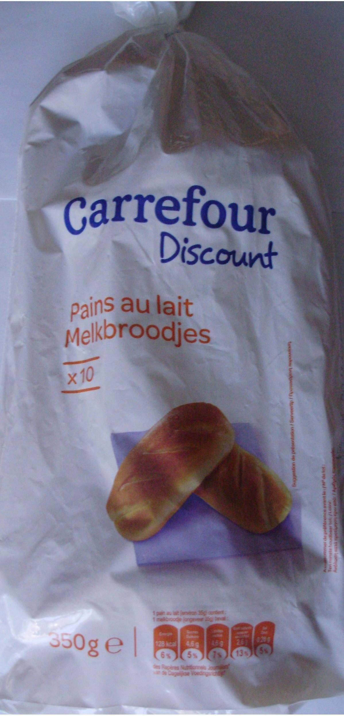 Pains au lait - Produkt - fr