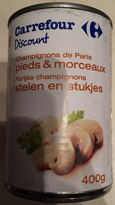 Champignons de paris - Product - fr