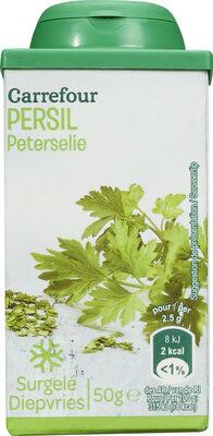 Persil Surgelés - Produit