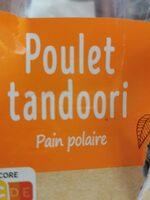 Sandwich Poulet tandoori, pain polaire - Product - fr