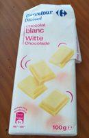 Chocolat Blanc - Produit