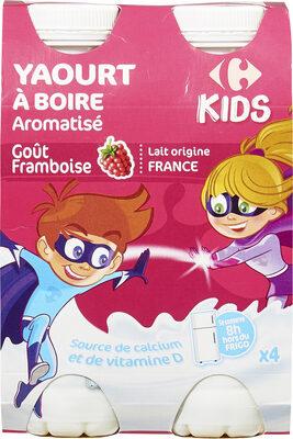 Yaourt à boire aromatisé - Product - fr
