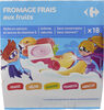 Fromage frais Petit Froossy fruits Kids - Product