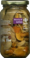 Mezcla de setas silvestres y cultivadas con champiñones - Producto - es