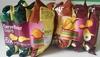 Chips saveur barbecue-bolognaise-moutarde (lot de 6) - Product