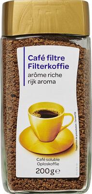 Café filtre - Prodotto - fr