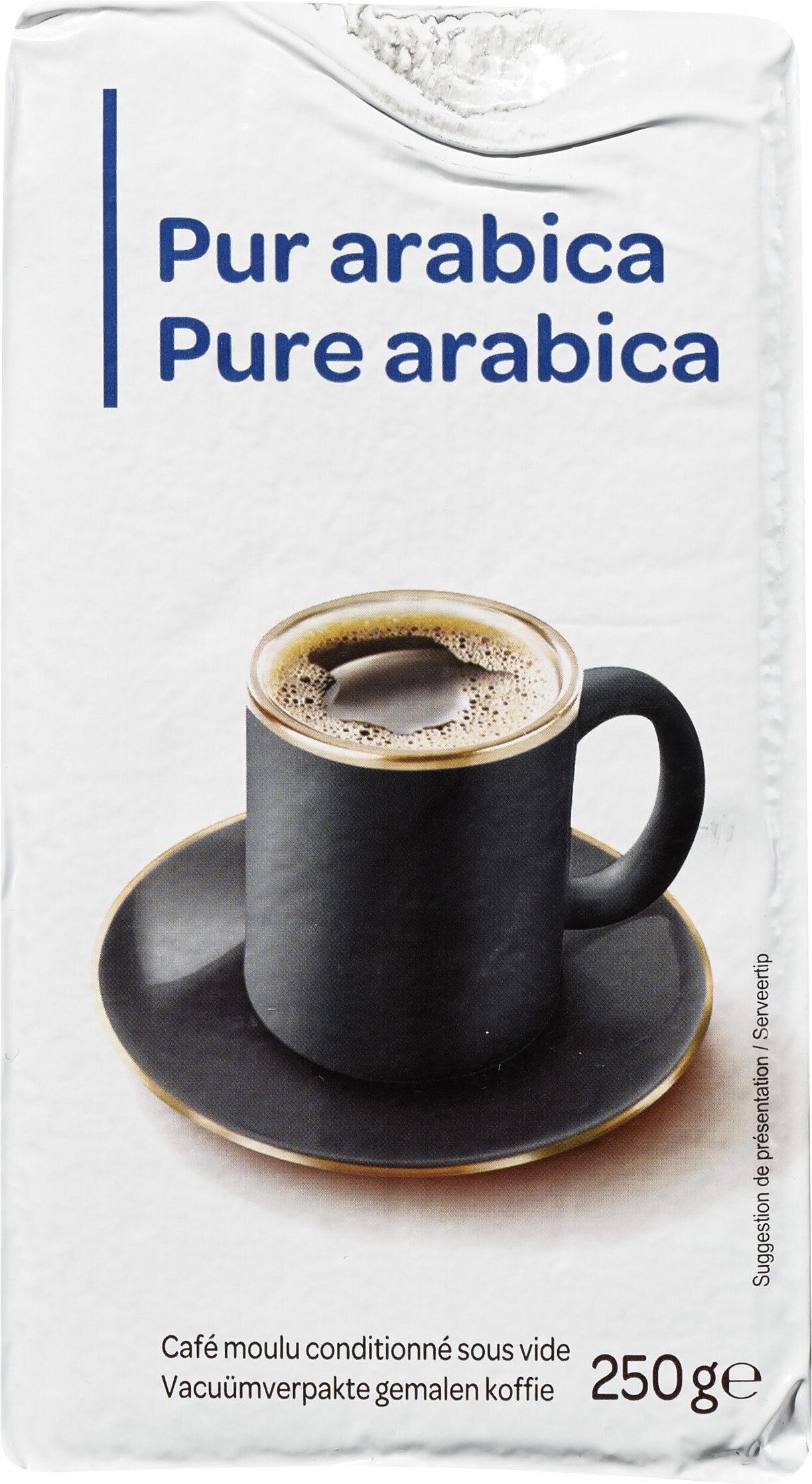 Pur arabica - Prodotto - fr