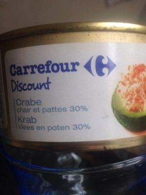 Crabe - Prodotto - fr