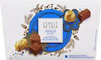 Assortiment de chocolats au lait - Product - fr