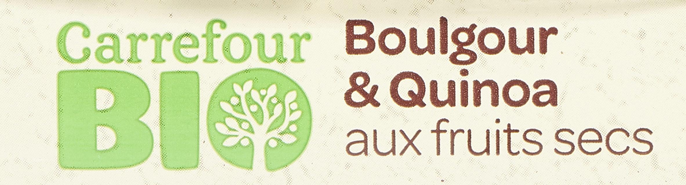 Boulgour & Quinoa - Produit - fr