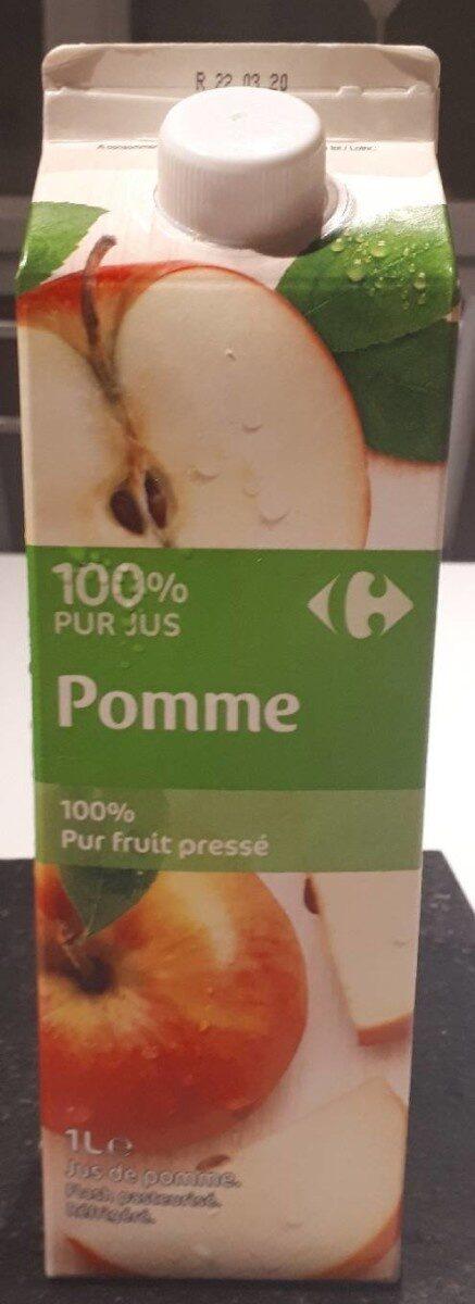 Jus de pomme - Product - fr