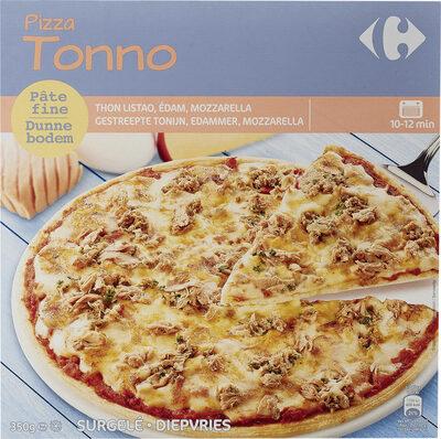 Pizza Tonno - Produit - fr