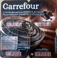Crème Dessert au Chocolat Noir - Product
