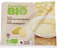Purée de pommes de terre - Produit - fr