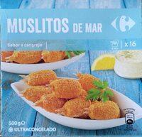 Muslitos de Mar - Producte - es