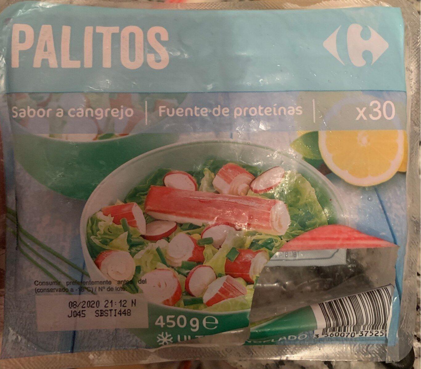 Palitos - Product - es