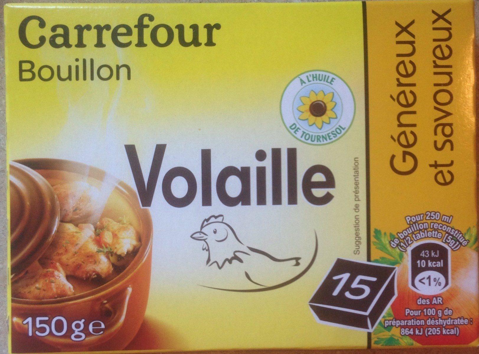 Bouillon Goût Volaille - Producto - fr